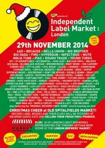 Xmas ILM 2014 poster