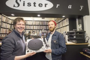 Rob (Sonata) with Rega Winner
