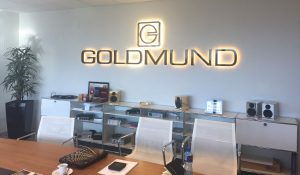 Goldmund, had office Geneva