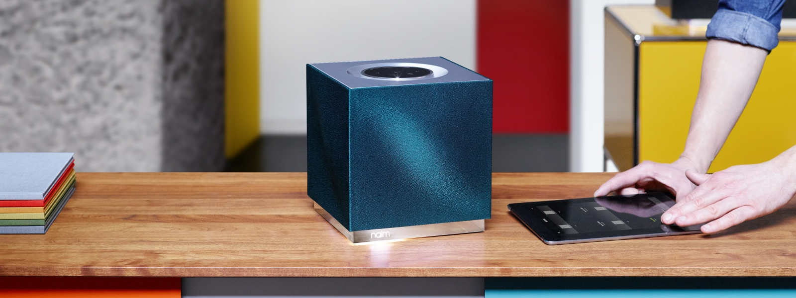 Naim Qb wireless speaker